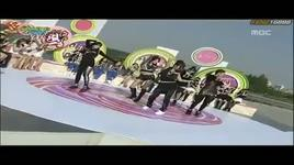 dance battle - kara, snsd, after school, 4minute
