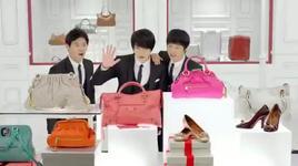so i'm loving you (lotte duty free  cf) - bigbang, 2pm, hyun bin, kim hyun joong, jang geun suk, jyj, shin seung hun