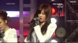 i go crazy because of you (live hd 1) - t-ara
