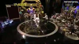 genie with boom academy (funny) - mc boom, lee teuk (super junior), eun hyuk (super junior)