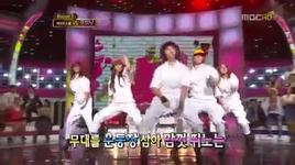 mbc star dance battle - 4minute ( cute and sexy dance) vs after school (powerful dance) (23.09.2010) - 4minute, after school