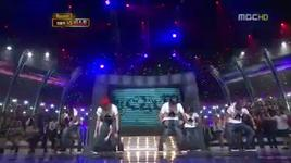 mbc star dance battle - b2st (perfect performance) vs mblaq ( powerful dance to ballet) (23.09.2010) - beast, mblaq