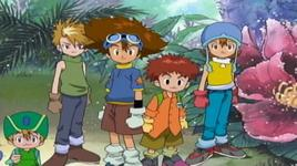 digimon adventure (tap 01) - v.a