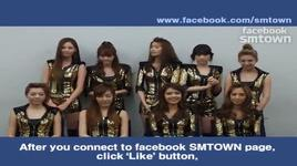 facebook s.m town open interview (by girls' generation) (08.06.2011) - snsd