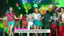 roly poly( live) - t-ara