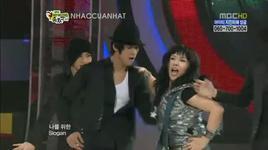 change (star dance battle 2010) - beast, shin bong sun