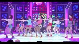 roly poly (live 7) - t-ara