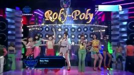 roly poly (live 1) - t-ara