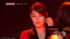 because of you (live 4) - after school