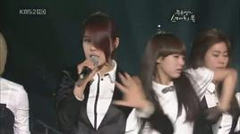 because of you (live 3) - after school