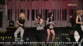 because of you (live 8) - after school