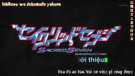 sacred seven (tap 03) - v.a