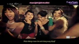 why ae you being like this - t-ara