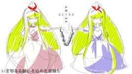 alyss (vocaloid) - hatsune miku
