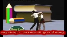 samba thieu nhi 2 - dancesport