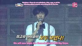 snsd @ idol big show (part 1/2 full) - snsd, v.a