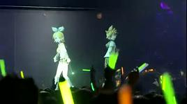 butterfly on your right shoulder - kagamine len, hatsune miku