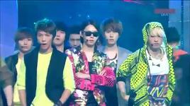 superman + mr.simple ( comeback musiccore 6/8/2011) - super junior
