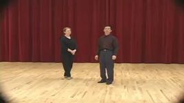 jive (beginner) - explanation of single rhythm - dancesport