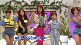 roly poly - t-ara
