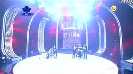 just follow (comeback stage) - hyuna, zico (block b)