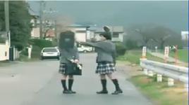 girl kung fu fight nhat ban - dang cap nhat