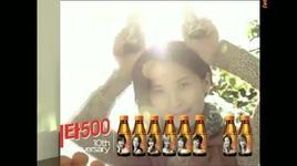 snsd cf vita 500-making film (part 4) - snsd