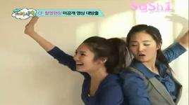 y star @ right now it's snsd (ep 1 part 5/5) - snsd