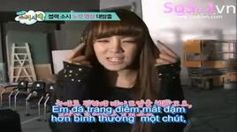 y star @ right now it's snsd (ep 1 part 2/5) - snsd