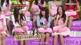 come to play show (vietsub) - part 2 - snsd, kara