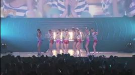 snsd - the 1st japan tour in tokyo - part 12 - snsd