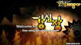 strong heart show ep1 (vietsub) - part 1 - snsd