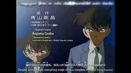 shoudou (detective conan opening 17) - b'z