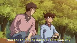 kudo shinichi va buc tuong den bi an (conan magic file 2-1) - detective conan
