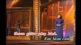 lien khuc nhan cuoi (lyrics) - nhu quynh, phi nhung, manh quynh