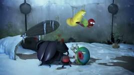 larva - snow fight - dang cap nhat