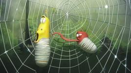 larva - spider - dang cap nhat