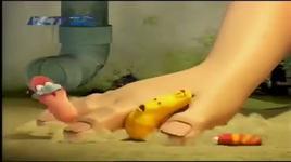 larva - hand - dang cap nhat