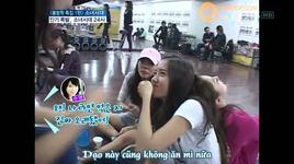 sbs good morning show (vietsub) - part 3 - snsd