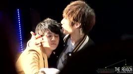 baby yoseob & mama hyunseung (02/04/2011) - yo seob (beast), hyun seung (beast), beast