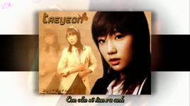 like a star (vietsub) - tae yeon (snsd), the one