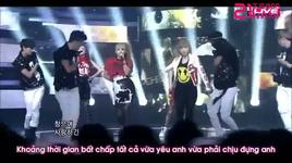 hate you (ugly vietsub) - 2ne1