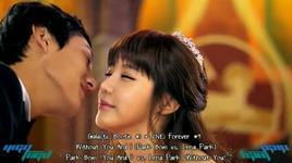 without you and i - lena park, park bom (2ne1)
