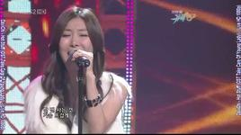 hot stuff (ost take care of young lady) - special live - davichi