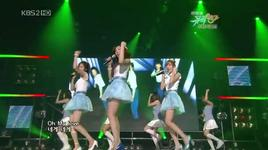 oh my love (live) - snsd