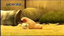 larva: popcorn - zyn - zyn