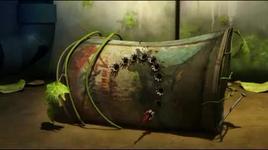 larva: bee - zyn - zyn