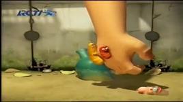 larva: hand - zyn - zyn
