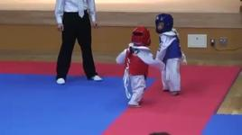 taekwondo thieu nhi - dang cap nhat