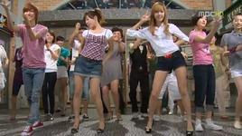 sunny & jessica dance genie - snsd